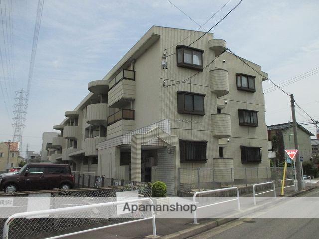 愛知県名古屋市天白区、塩釜口駅徒歩15分の築28年 3階建の賃貸マンション