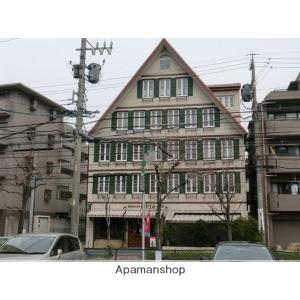愛知県名古屋市天白区、塩釜口駅徒歩10分の築14年 5階建の賃貸マンション