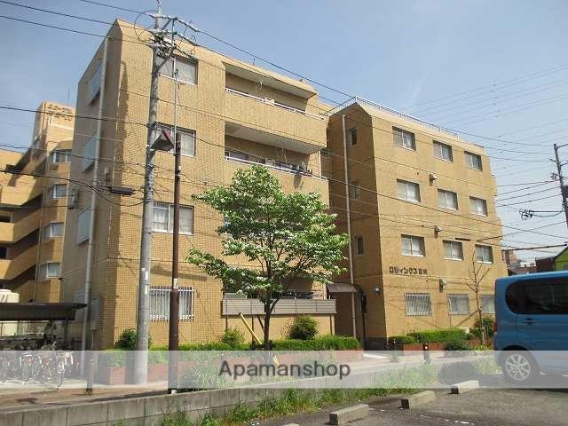 愛知県名古屋市天白区、原駅徒歩5分の築32年 5階建の賃貸マンション