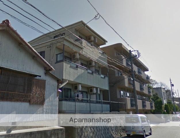 愛知県名古屋市緑区、鳴海駅徒歩14分の築17年 3階建の賃貸マンション