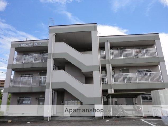 愛知県名古屋市緑区の築25年 3階建の賃貸マンション