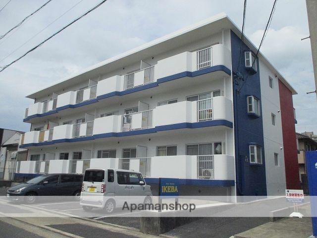 愛知県名古屋市天白区、塩釜口駅徒歩20分の築26年 3階建の賃貸マンション