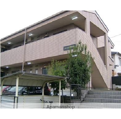 愛知県名古屋市緑区、左京山駅徒歩8分の築19年 2階建の賃貸アパート