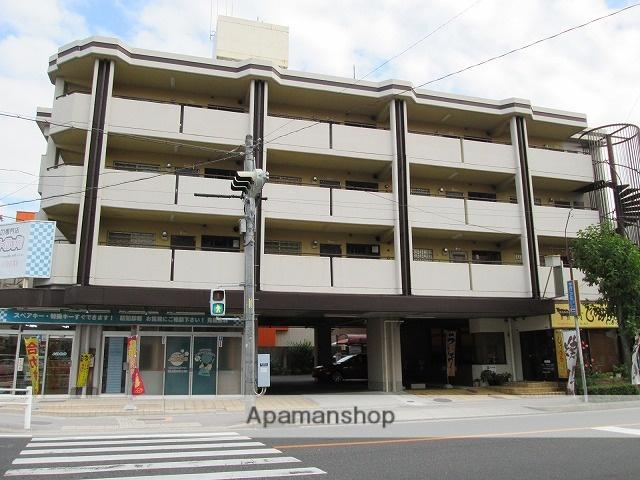 愛知県名古屋市天白区、平針駅徒歩6分の築36年 4階建の賃貸マンション