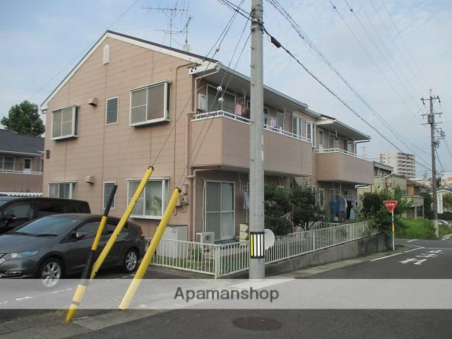 愛知県名古屋市天白区、平針駅徒歩12分の築23年 2階建の賃貸アパート