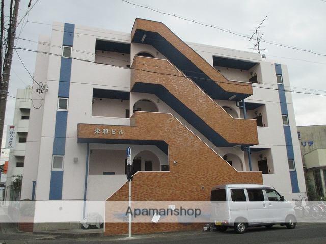 愛知県名古屋市天白区、平針駅徒歩6分の築31年 3階建の賃貸マンション