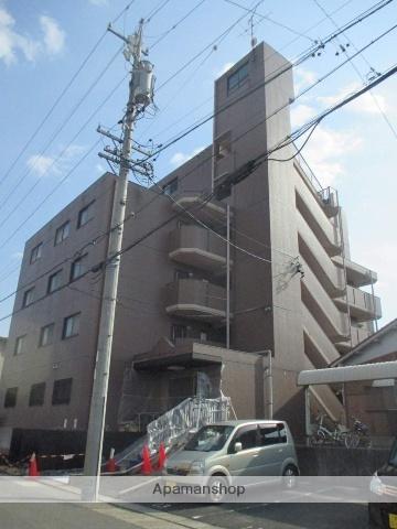 愛知県名古屋市天白区の築24年 6階建の賃貸マンション