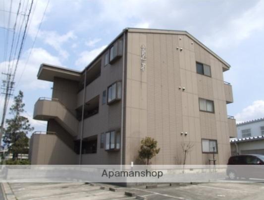 愛知県日進市、平針駅徒歩16分の築22年 3階建の賃貸マンション