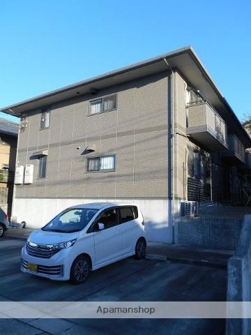 愛知県名古屋市緑区、徳重駅徒歩10分の築14年 2階建の賃貸アパート