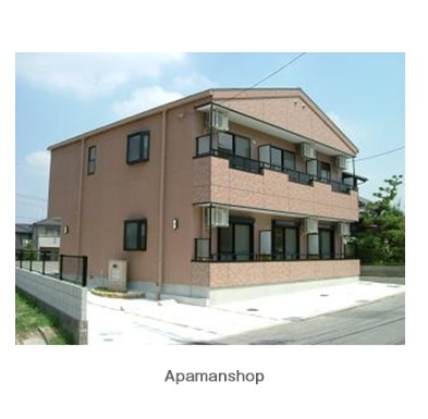 愛知県名古屋市緑区、左京山駅徒歩10分の築10年 2階建の賃貸アパート