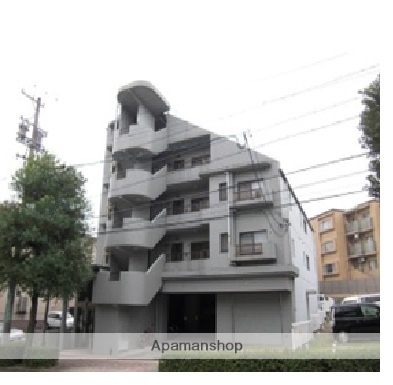 愛知県名古屋市名東区、星ヶ丘駅徒歩13分の築24年 5階建の賃貸マンション