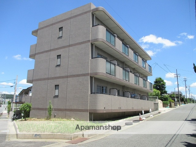 愛知県名古屋市名東区、一社駅徒歩38分の築22年 3階建の賃貸マンション