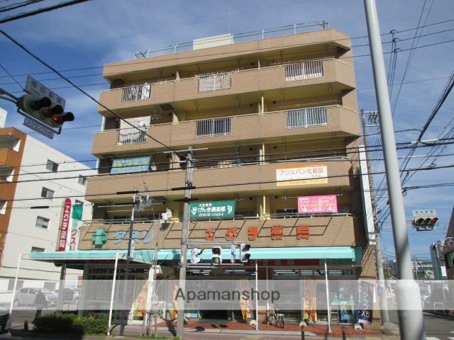 愛知県名古屋市天白区、塩釜口駅徒歩14分の築34年 5階建の賃貸マンション