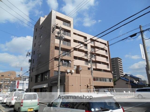 愛知県名古屋市天白区、植田駅徒歩13分の築37年 7階建の賃貸マンション