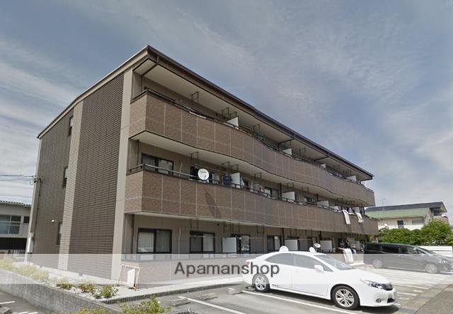 愛知県名古屋市緑区、左京山駅徒歩13分の築16年 3階建の賃貸マンション