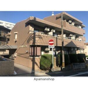 愛知県名古屋市天白区、塩釜口駅徒歩6分の築22年 4階建の賃貸マンション