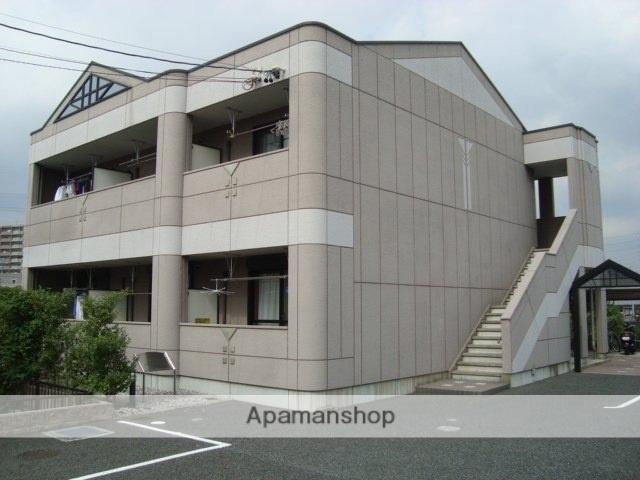 愛知県名古屋市緑区の築12年 2階建の賃貸アパート