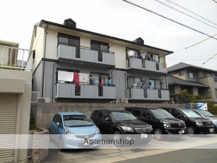 愛知県名古屋市天白区、植田駅徒歩11分の築23年 2階建の賃貸アパート