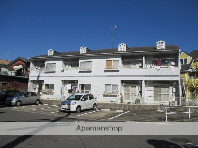 愛知県名古屋市天白区、塩釜口駅徒歩14分の築27年 2階建の賃貸アパート
