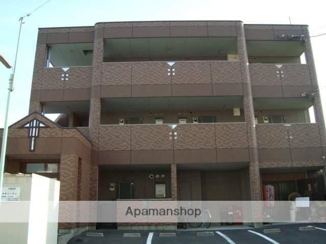 愛知県名古屋市緑区、左京山駅徒歩1分の築14年 3階建の賃貸マンション