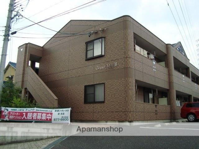 愛知県名古屋市緑区、有松駅徒歩15分の築14年 2階建の賃貸アパート