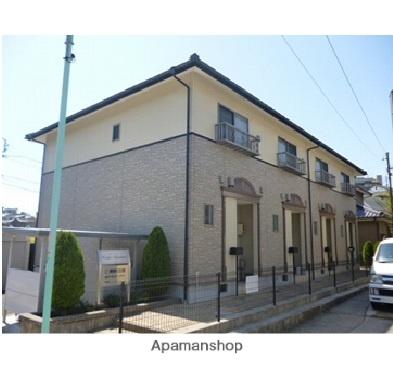 愛知県名古屋市緑区、有松駅徒歩18分の築11年 2階建の賃貸テラスハウス