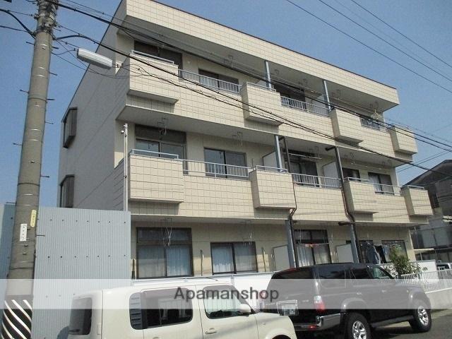 愛知県名古屋市天白区、塩釜口駅徒歩13分の築29年 3階建の賃貸マンション