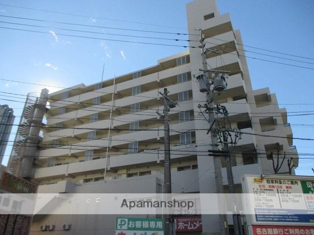 愛知県名古屋市天白区、塩釜口駅徒歩1分の築28年 8階建の賃貸マンション