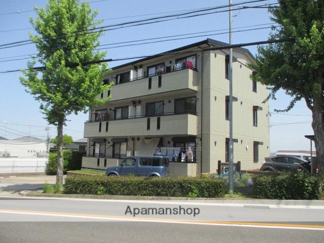 愛知県名古屋市天白区の築14年 3階建の賃貸アパート