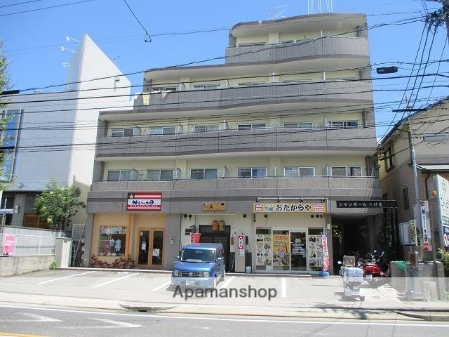 愛知県名古屋市名東区、一社駅徒歩37分の築24年 5階建の賃貸マンション
