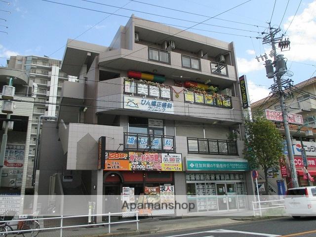 愛知県名古屋市天白区、平針駅徒歩1分の築18年 4階建の賃貸マンション