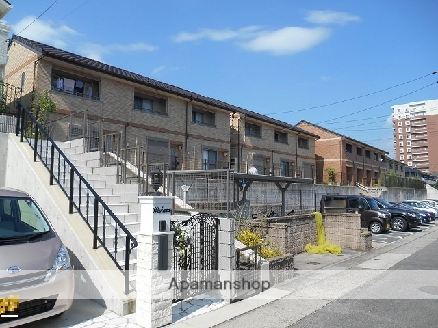 愛知県名古屋市天白区、原駅徒歩11分の築9年 2階建の賃貸タウンハウス