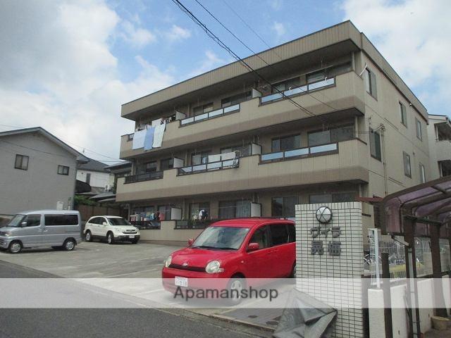 愛知県日進市、平針駅徒歩20分の築21年 3階建の賃貸マンション