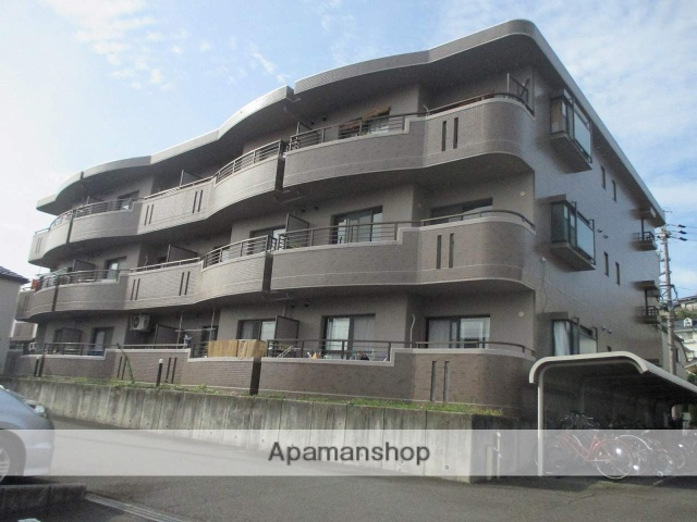 愛知県名古屋市天白区、八事駅徒歩15分の築24年 3階建の賃貸マンション