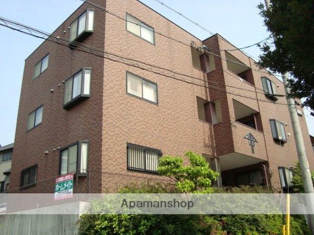 愛知県名古屋市緑区、鳴海駅市バスバス9分中旭出下車後徒歩2分の築17年 3階建の賃貸マンション