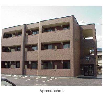 愛知県名古屋市緑区、中京競馬場前駅徒歩2分の築17年 3階建の賃貸マンション