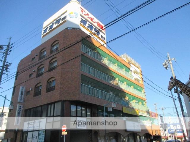 愛知県名古屋市天白区、平針駅徒歩1分の築36年 5階建の賃貸マンション