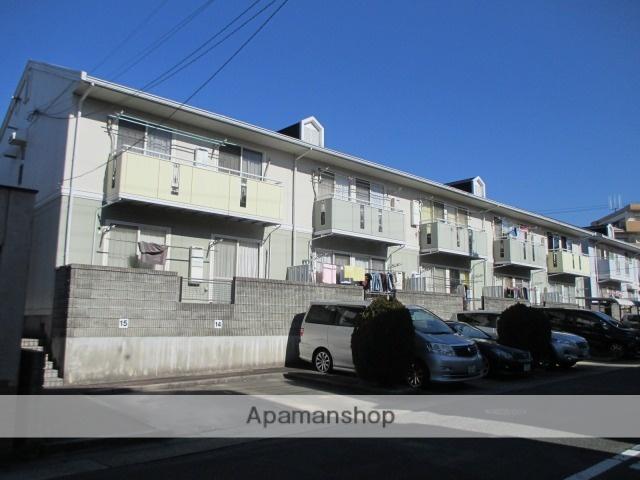 愛知県名古屋市天白区、植田駅徒歩18分の築26年 2階建の賃貸アパート