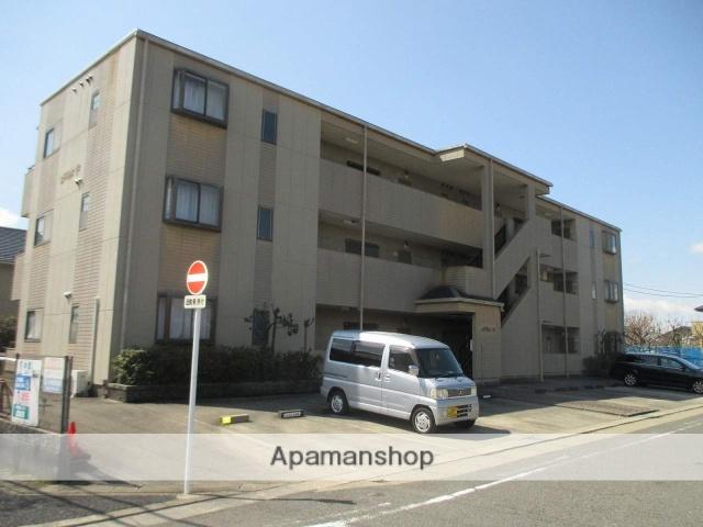 愛知県名古屋市緑区、大高駅市バスバス22分緑スポーツセンター下車後徒歩3分の築23年 3階建の賃貸マンション