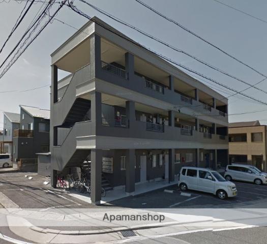 愛知県名古屋市緑区の築27年 3階建の賃貸マンション