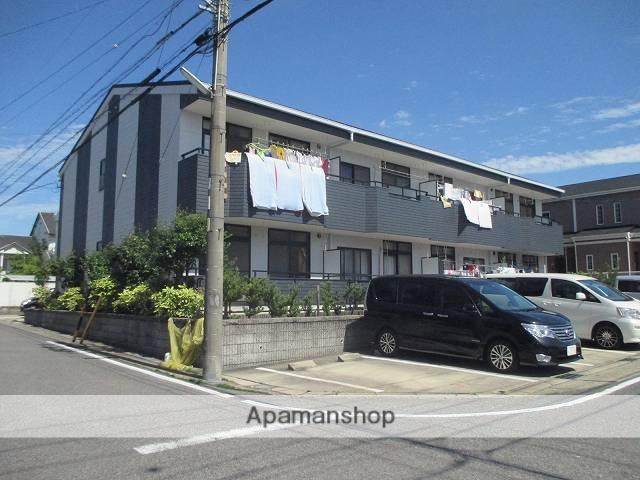 愛知県名古屋市緑区、神沢駅徒歩16分の築16年 2階建の賃貸アパート