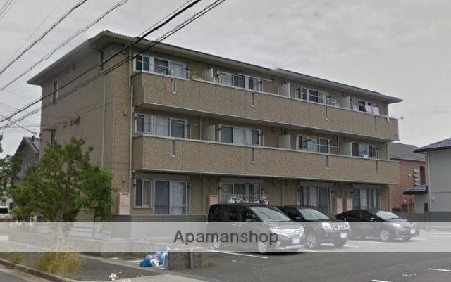 愛知県名古屋市緑区、南大高駅徒歩19分の築9年 3階建の賃貸マンション