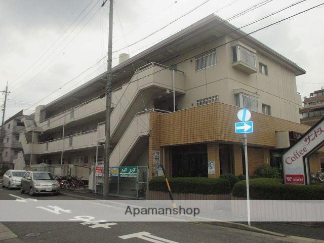 愛知県名古屋市天白区、塩釜口駅徒歩8分の築32年 3階建の賃貸マンション