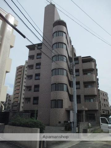 愛知県名古屋市天白区、原駅徒歩11分の築21年 7階建の賃貸マンション