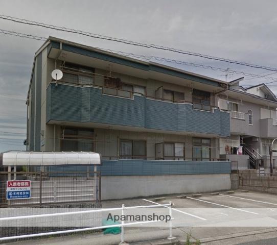 愛知県名古屋市緑区、左京山駅徒歩9分の築21年 2階建の賃貸マンション