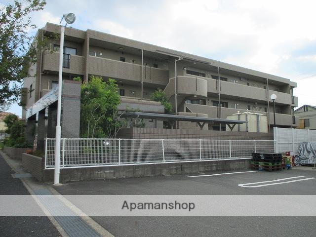 愛知県名古屋市緑区の築16年 3階建の賃貸マンション