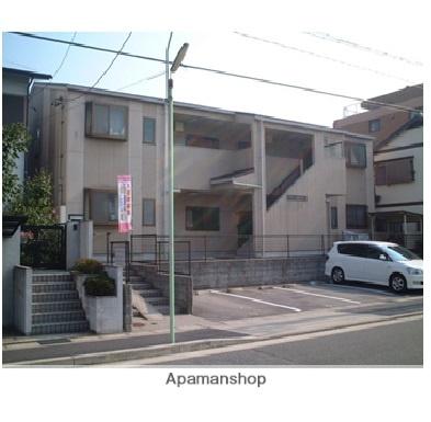 愛知県名古屋市緑区、左京山駅徒歩15分の築21年 2階建の賃貸アパート