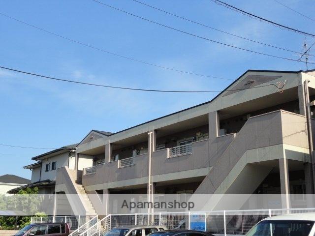 愛知県名古屋市緑区の築26年 2階建の賃貸アパート