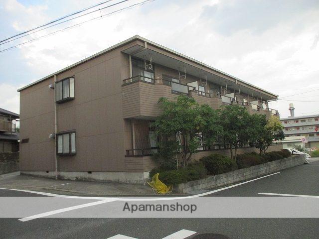 愛知県名古屋市緑区、有松駅市バスバス22分鳴海東部小学校下車後徒歩2分の築26年 2階建の賃貸アパート