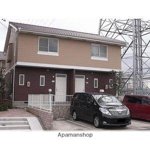 愛知県名古屋市天白区の築22年 2階建の賃貸アパート